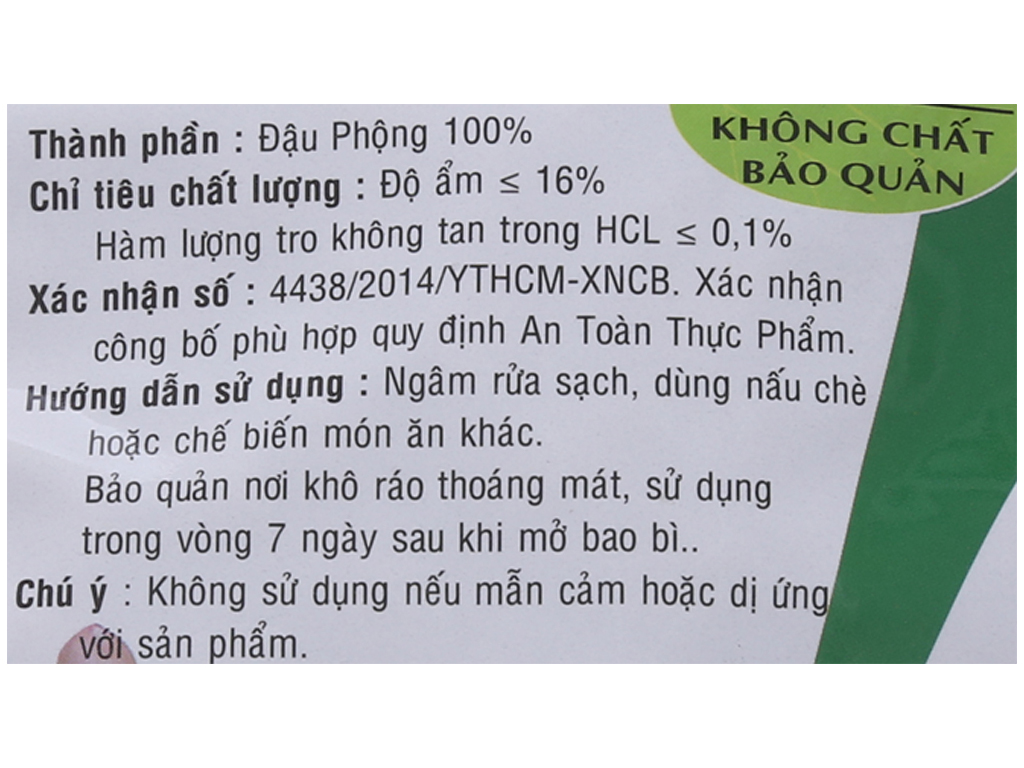 Đậu phộng PMT gói 450g 3