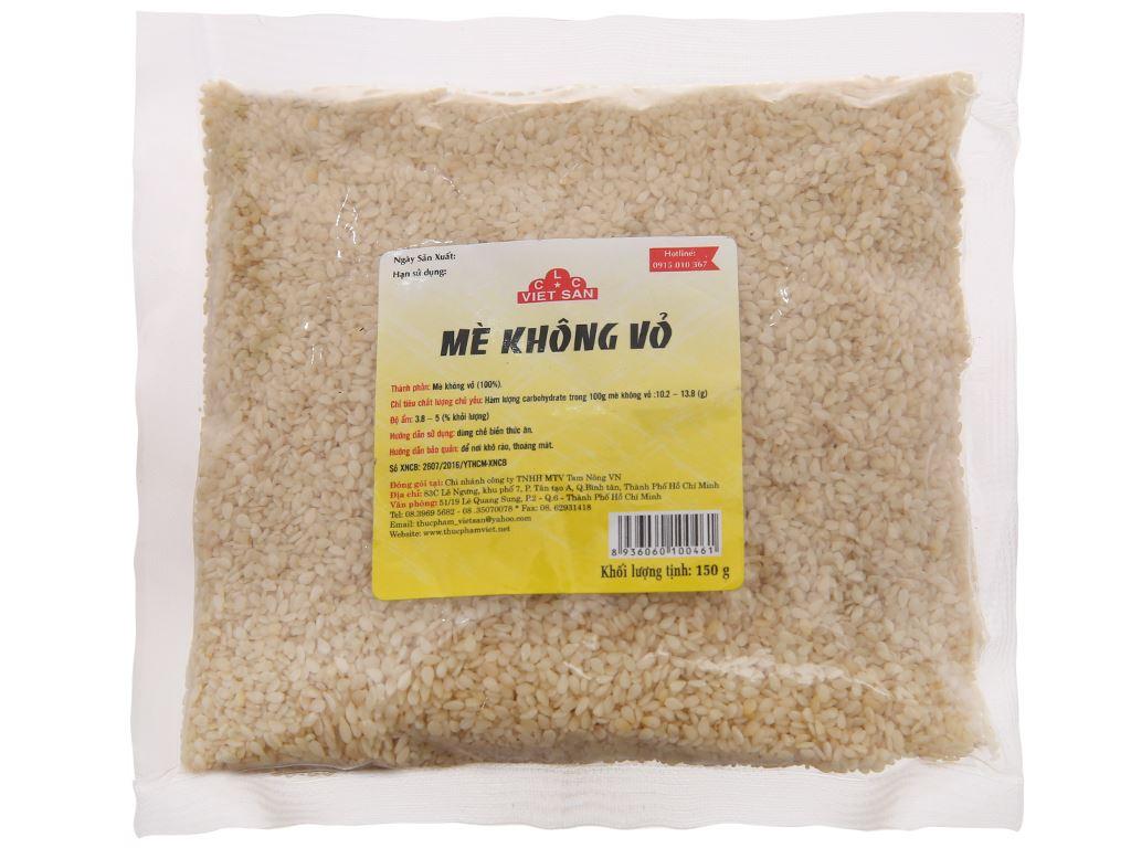 Mè không vỏ Việt San 150g 1
