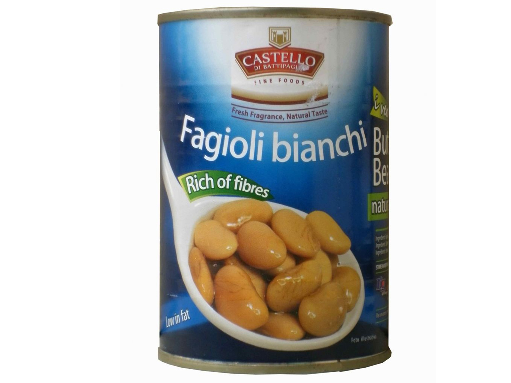 Đậu ngự giàu dinh dưỡng, tốt cho người bệnh tiểu đường Castello gói 400g 1