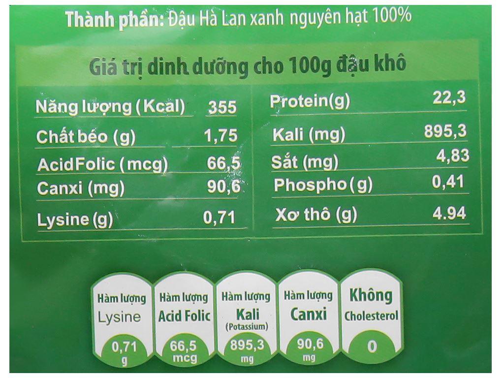 Đậu Hà Lan xanh nguyên hạt TMT Foods 500g 7