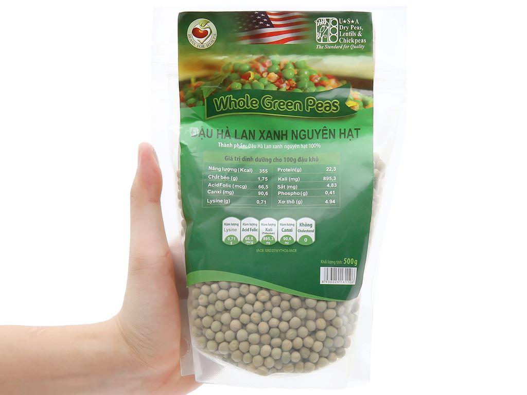 Đậu Hà Lan xanh nguyên hạt TMT Foods 500g 8