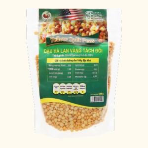 Đậu Hà Lan vàng tách đôi TMT Foods 500g