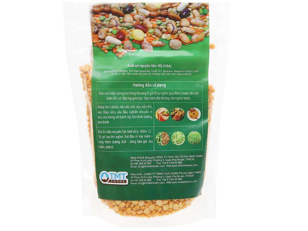 Đậu Hà Lan vàng tách đôi TMT Foods 500g 6