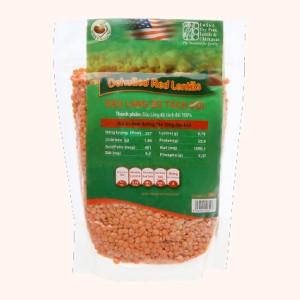 Đậu lăng đỏ tách đôi TMT Foods 500g