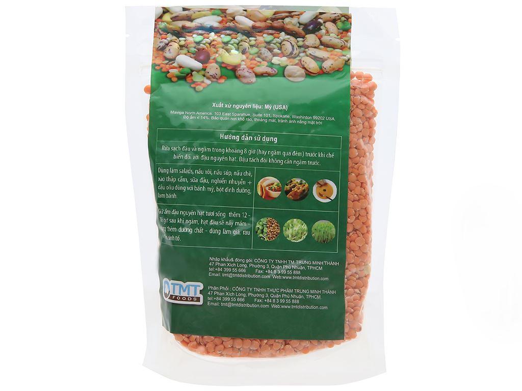 Đậu lăng đỏ tách đôi TMT Foods 500g 6
