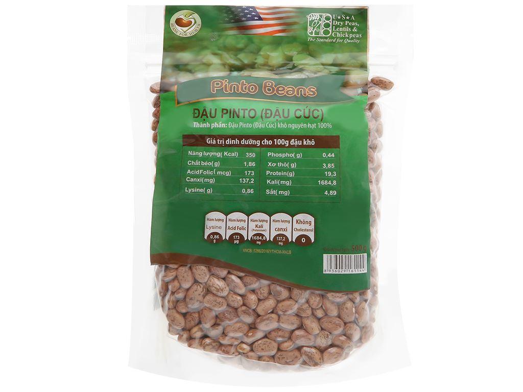 Đậu pinto TMT Foods 500g 5
