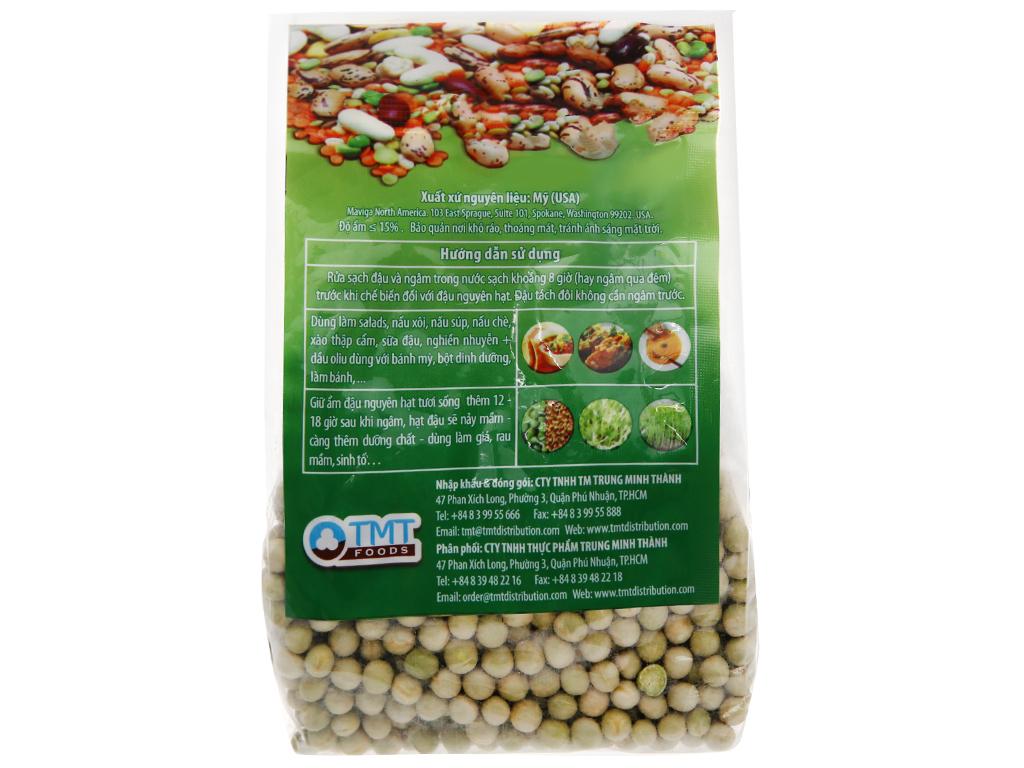 Đậu Hà Lan xanh nguyên hạt TMT Foods gói 250g 6