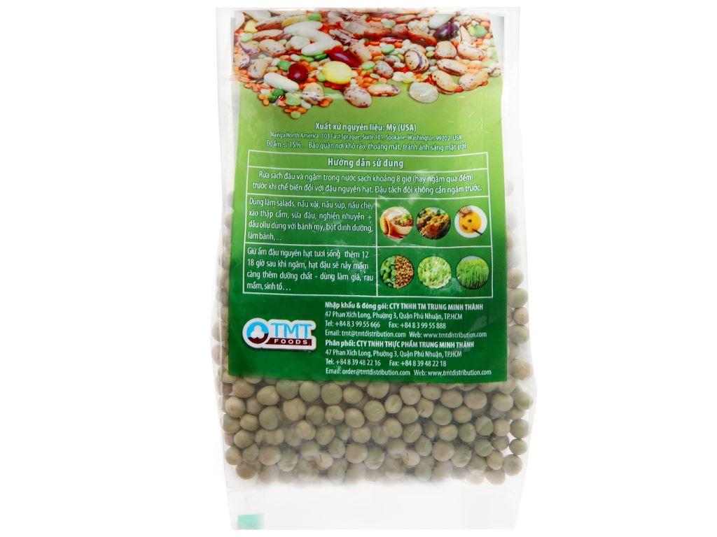 Đậu Hà Lan xanh nguyên hạt TMT Foods gói 250g 11