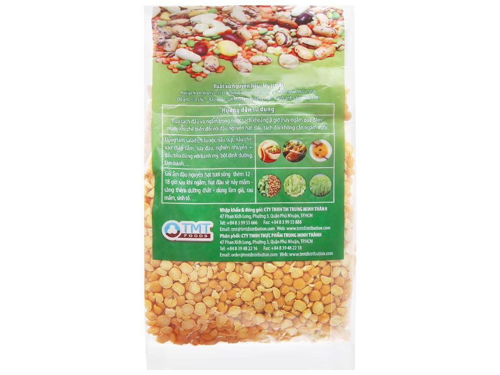 Đậu Hà Lan vàng tách đôi TMT Foods 250g 6