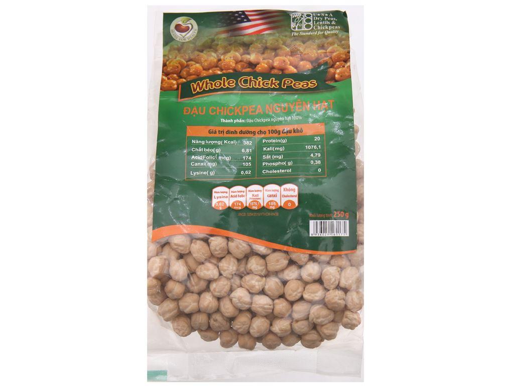 Đậu gà nguyên hạt TMT Foods 250g 1