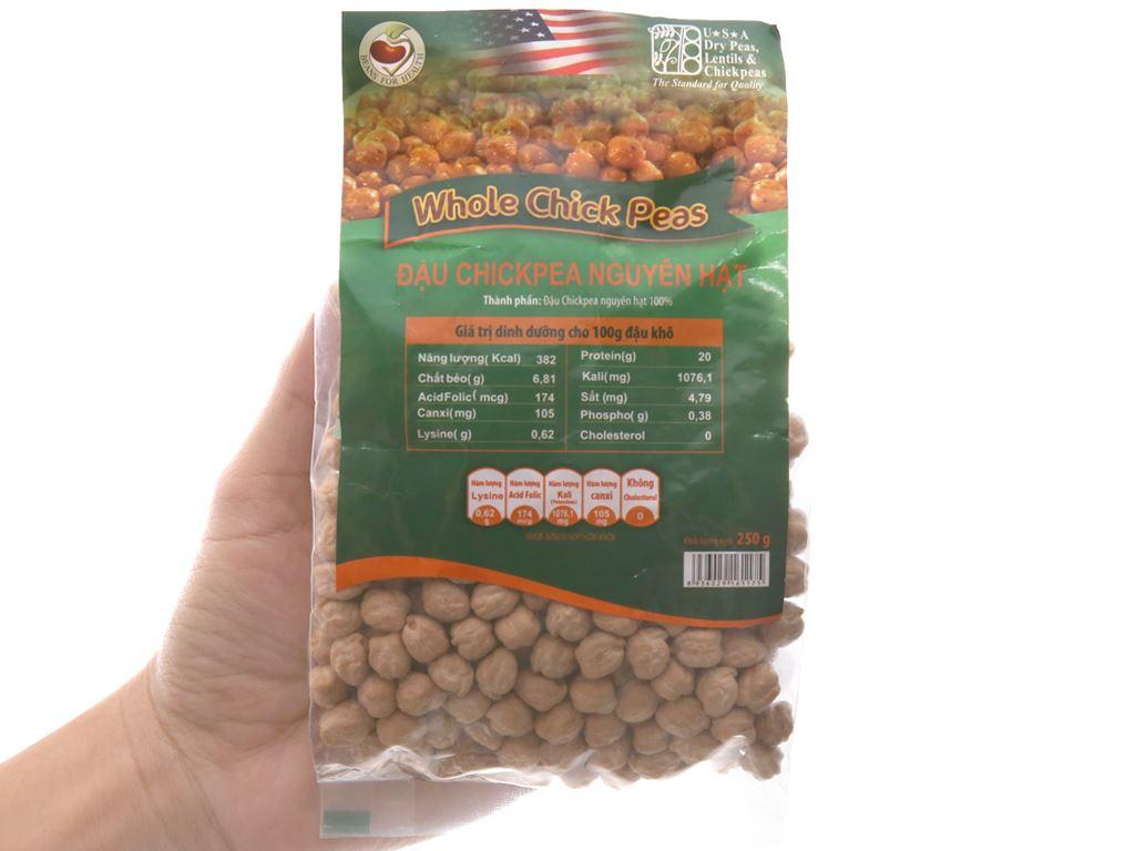 Đậu gà nguyên hạt TMT Foods 250g 4