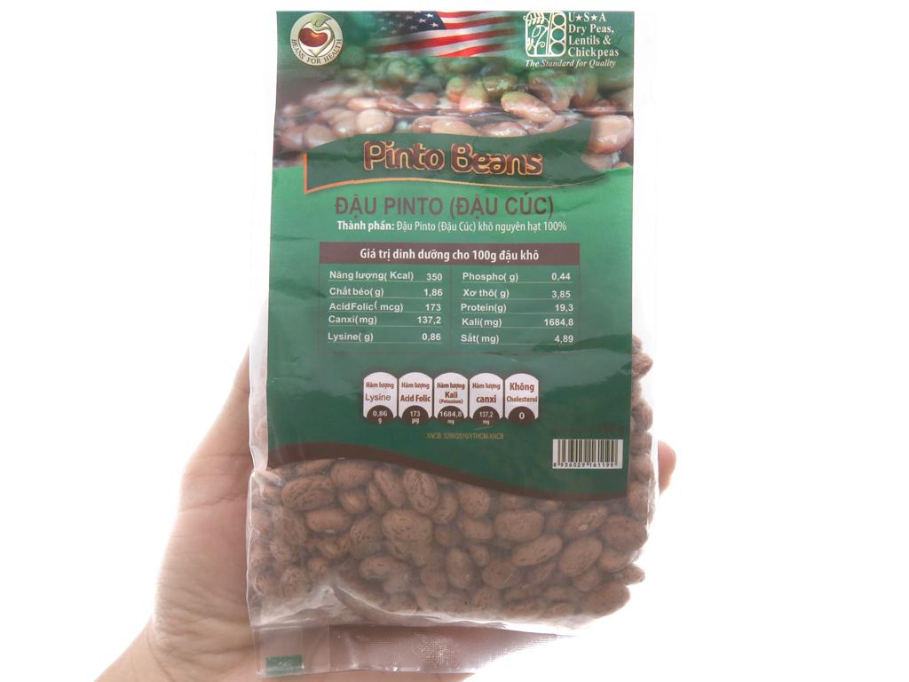 Đậu pinto TMT Foods gói 250g 4