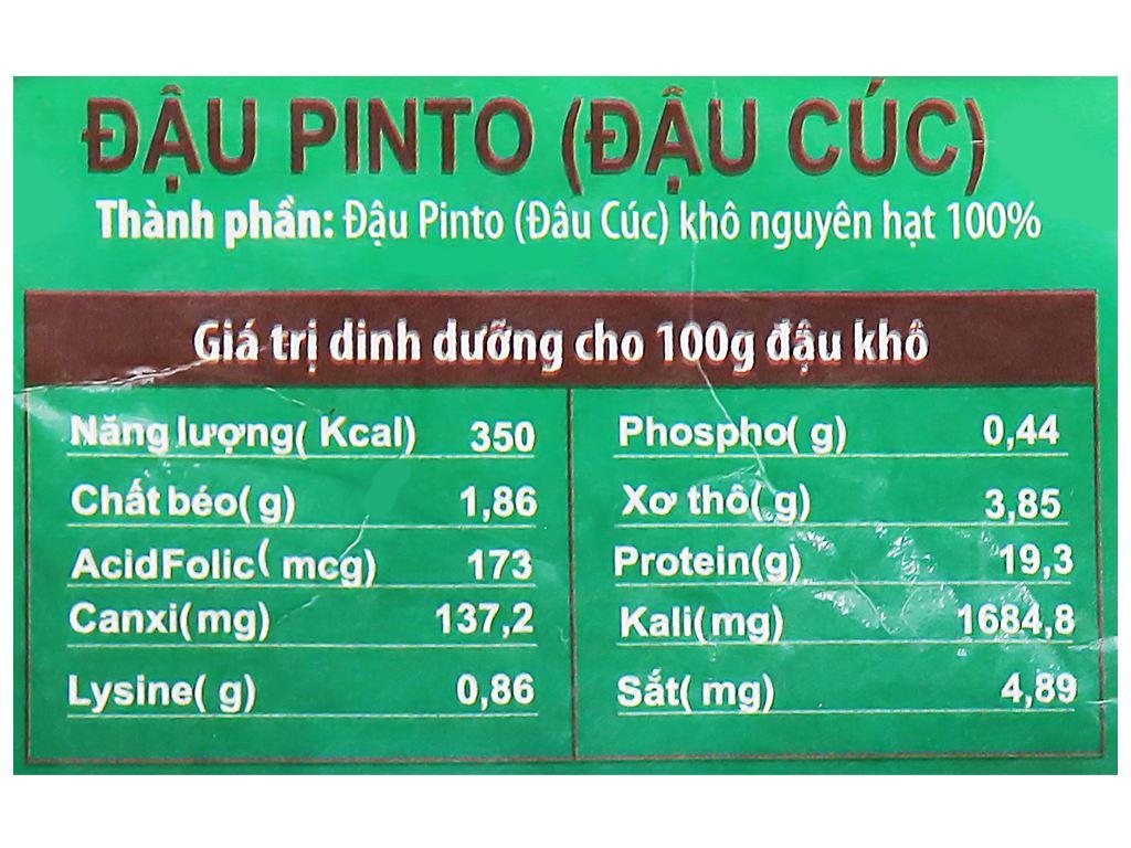 Đậu pinto TMT Foods 250g 7
