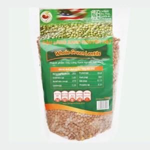 Đậu lăng xanh nguyên hạt TMT Foods 500g
