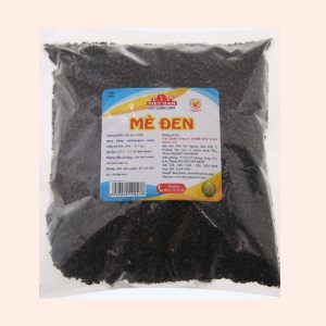 Mè đen sấy khô Việt San 150g