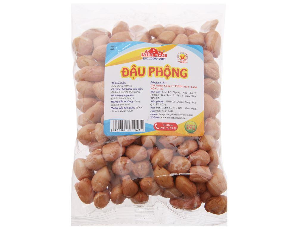 Đậu phộng Việt San gói 150g 1