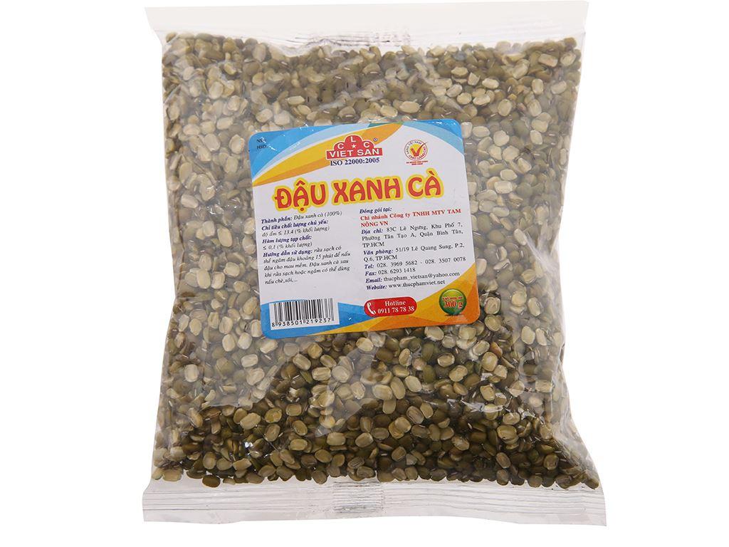 Đậu xanh cà Việt San gói 300g 1