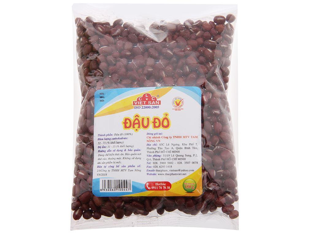 Đậu đỏ Việt San gói 150g 1