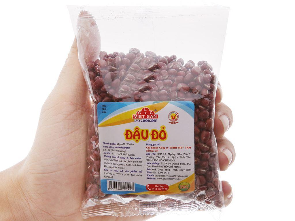 Đậu đỏ Việt San gói 150g 2