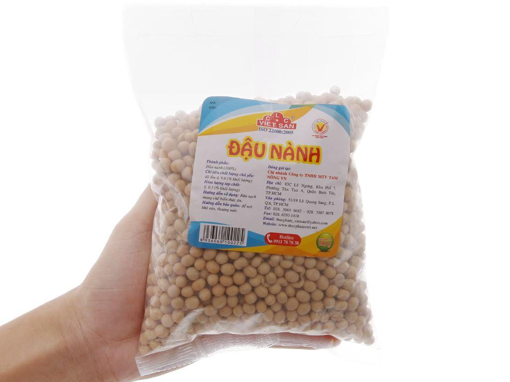 Đậu nành Việt San 500g 2