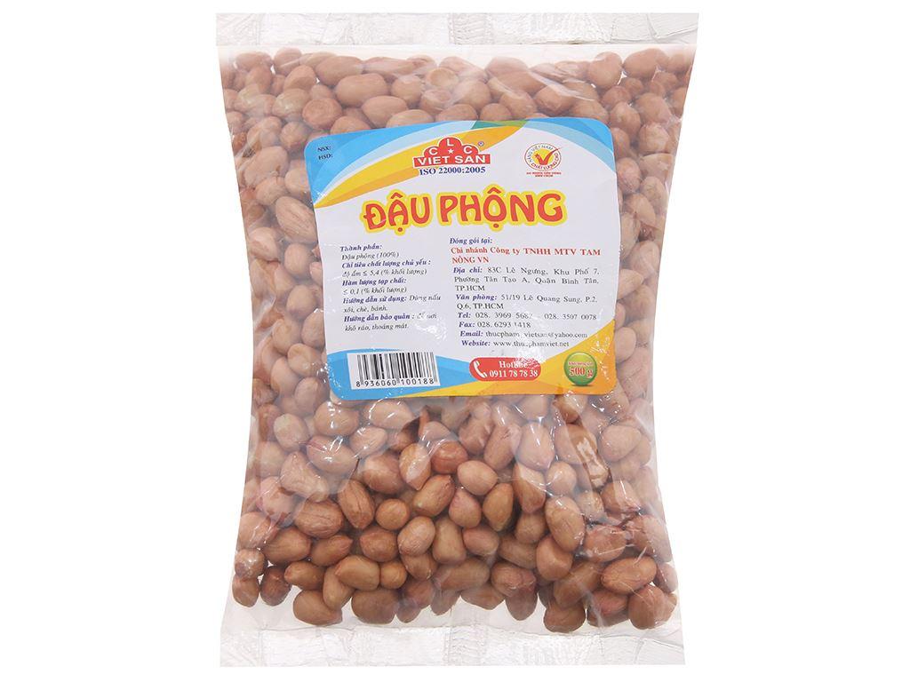 Đậu phộng Việt San 500g 1