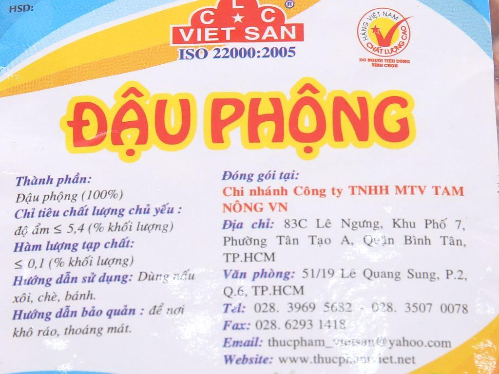 Đậu phộng Việt San 500g 5