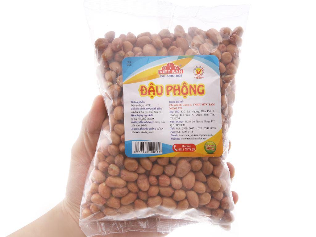 Đậu phộng Việt San 500g 3