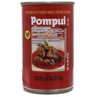 Cá thu sốt cà Pompui hộp 155g