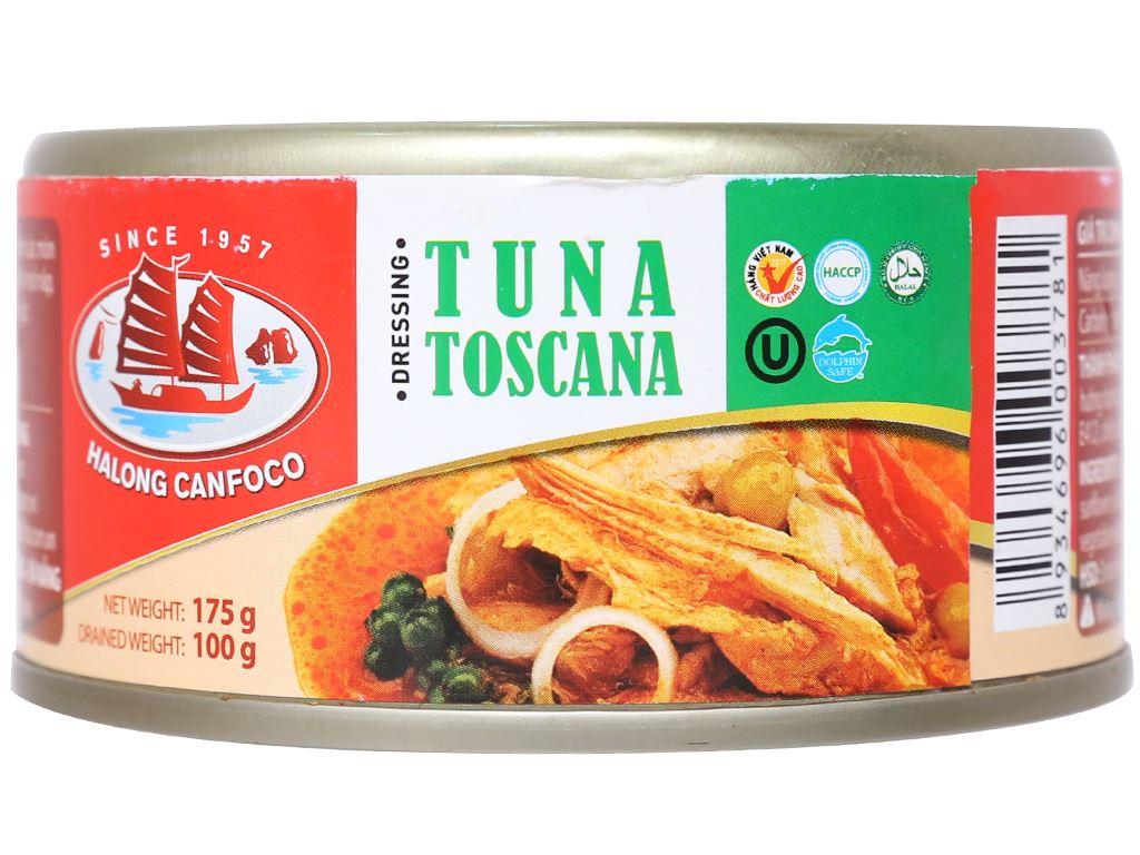 Cá ngừ Toscana Hạ Long hộp 175g 3
