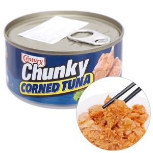 Cá ngừ khúc xốt gia vị Chunky Century hộp 180g