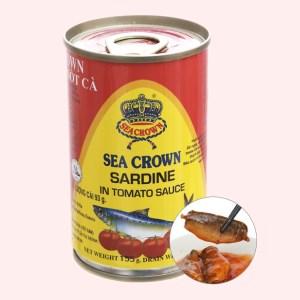 Cá trích sốt cà Sea Crown hộp 155g