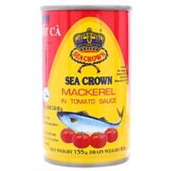 Cá nục sốt cà Sea Crown 155g