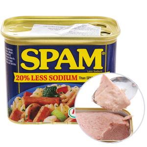 Thịt heo ít muối Hormel Foods hộp 340g