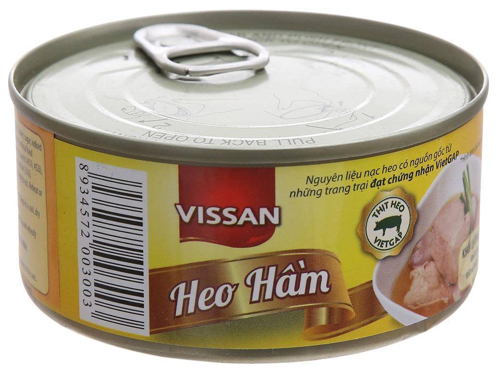 Thịt heo hầm Vissan hộp 150g 2