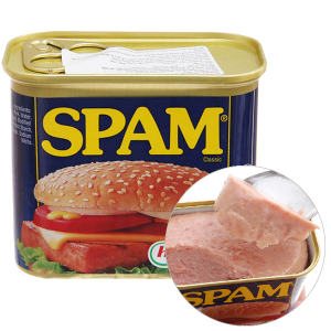 Thịt heo Spam Classic Hormel Foods hộp 340g