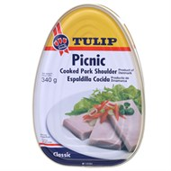 Thịt vai heo Picnic Shoulder Classic Tulip 340g