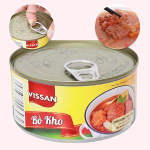 Bò kho Vissan hộp 200g