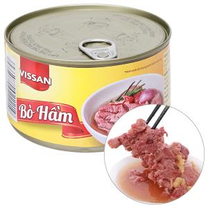 Bò hầm Vissan hộp 397g