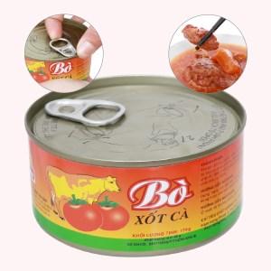 Bò xốt cà Vissan hộp 170g