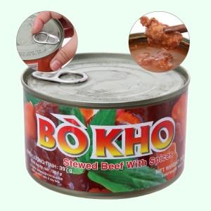 Bò kho Vissan hộp 397g