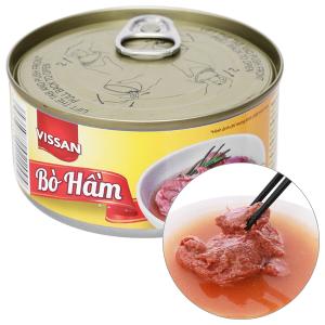 Bò hầm Vissan hộp 150g
