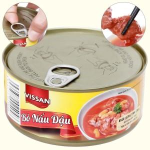 Bò nấu đậu Vissan hộp 280g