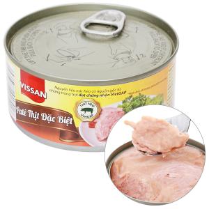 Pate thịt heo đặc biệt Vissan hộp 170g
