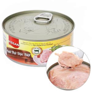 Pate thịt đặc biệt Vissan hộp 170g