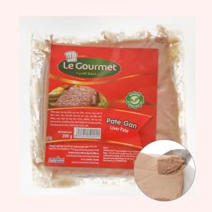 Pate gan Le Gourmet gói 200g