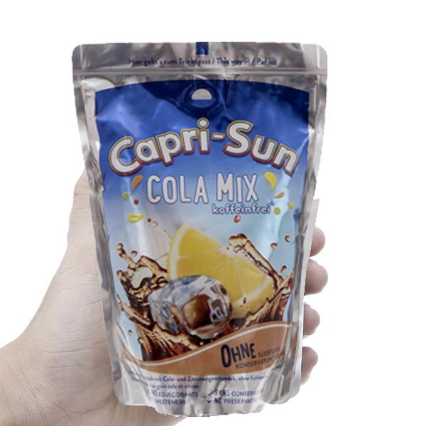 Nước ép trái cây vị cola Capri-Sun 200ml