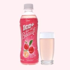 Nước trái cây Ice+ vị sơ ri 345ml