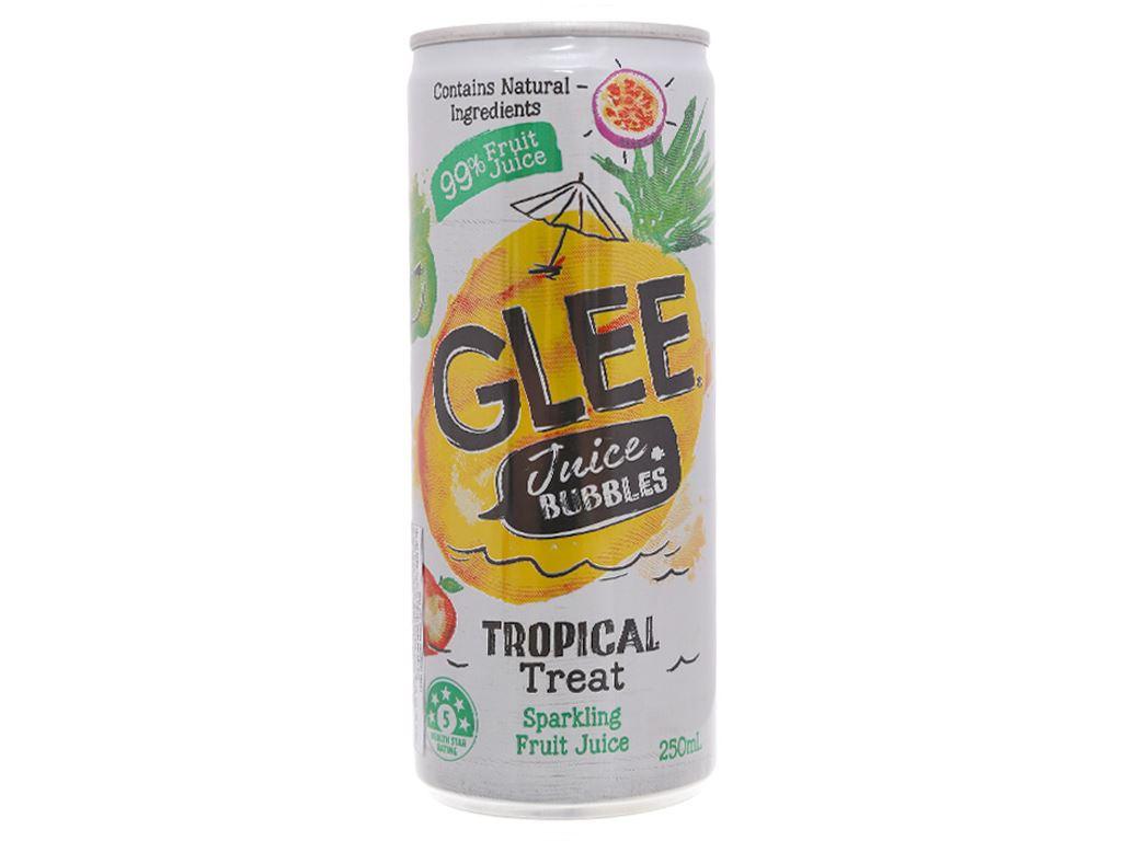 Nước trái cây nhiệt đới Glee 250ml 1