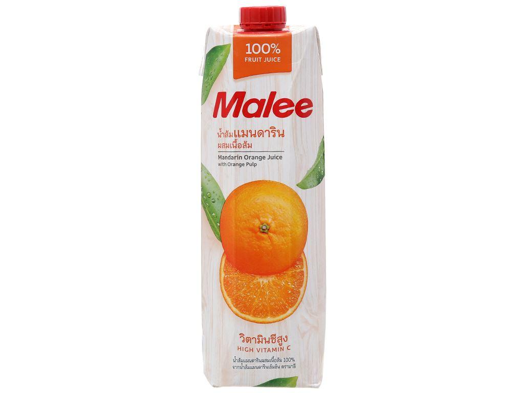 Nước ép quýt Malee 1L 1