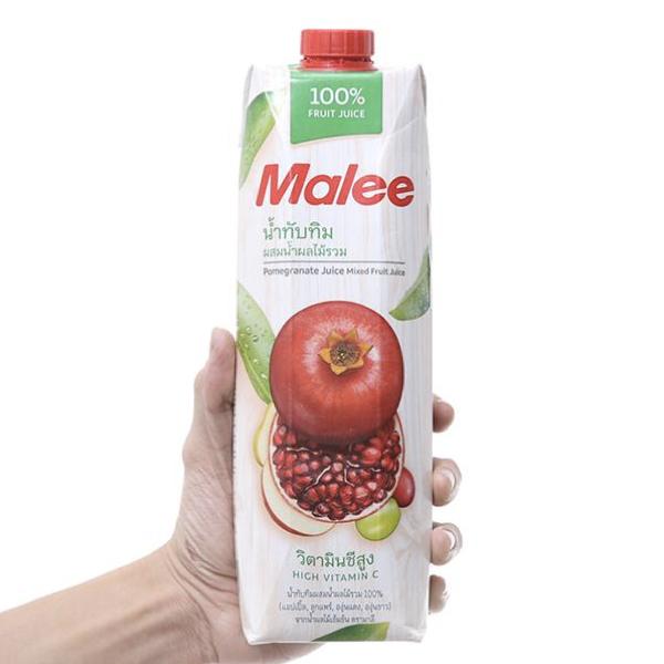Nước ép lựu Malee 1L